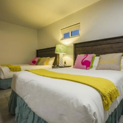 Aruba-Apartment-Comfortable-Double-Beds
